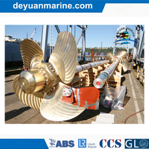 Marine Controllable / Fixed Pitch Propeller