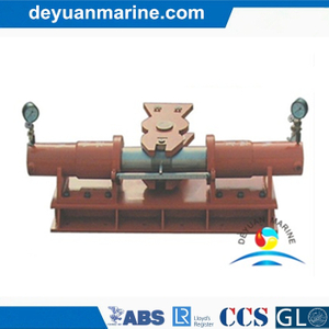 Fork-Type Hydraulic Steering Gear (Double Rudder)