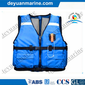 Marine Working Life Jacket CE Approval