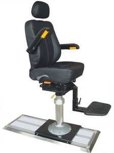 Ship Marine Fixed Pilot Chair
