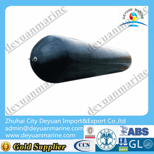 High Buoyancy Marine Boat Rubber Ship Launching Airbag Salvage Tube Salvage Airbag