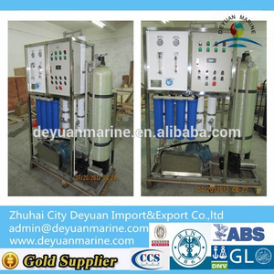 Marine Fresh water maker manufactuer Seawater Desalting Unit