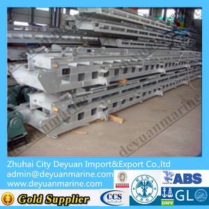 Marine A type Steel Bulwark Ladder