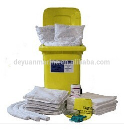 300L Absorb Oil Spill Kits White Color Type