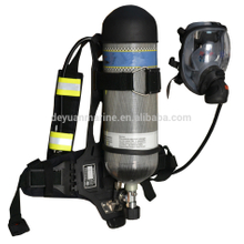 Hot Sale 6L Self Contained Portable Breathing Apparatus SCBA