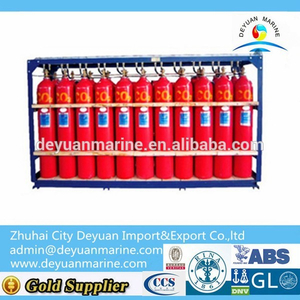 Ship CO2 Fire Extinguishing System