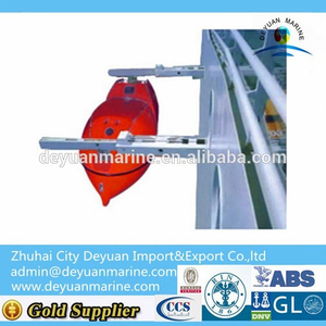 Hot Sale Telescopic Type Davit Device With Good Price