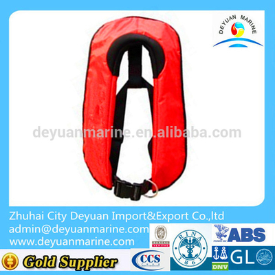 DY708 manual inflatable lifejacket