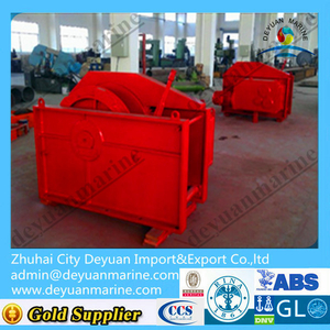 5T Ship Electric Anchor Winches for Boats