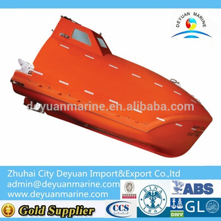 20~44 Person Free Fall Life boat