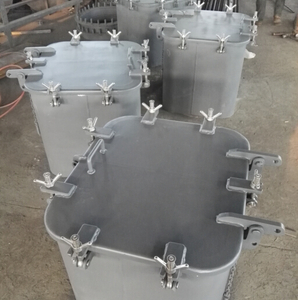 Marine Steel Weathertight Hatch Cover Type A