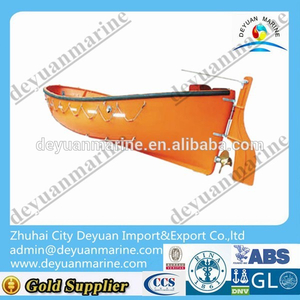 Open lifeboat Type FRP Life boat fiberglass fishing boat For All Ship
