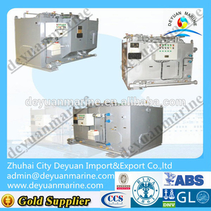 20 persons Sewage Treatment Plant marine sewage water treatment plant for ship/vessels