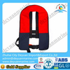110N Manual inflatable life jacket With Whistle for sale