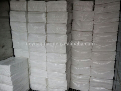 Cheap Soft White Oil Absorbent Pads Oil Absorbent Cloth for Sale