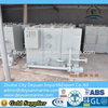 Marine Sewage Comminuting And Disinfecting Holding Tank
