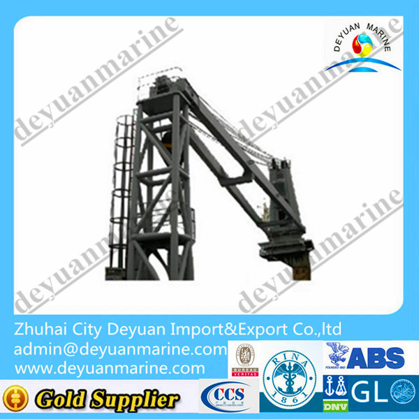 20-60T Ship Used Deck Crane For Sale