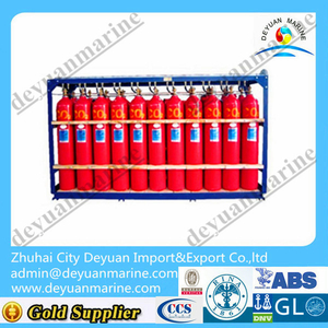 Marine Used CO2 Fire-extinguishing System For Sale