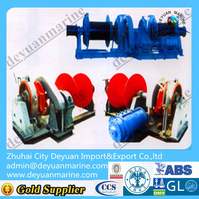 Electric Anchor Windlass And Winch For 32-36mm Dia Chain