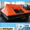 SOLAS approved Throw-over board Inflatable Life Raft