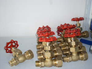 Marine Bronze Flange Packed Cock GB/T593-93