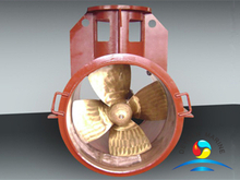 CCS Approval China Marine Bow Thruster For Sale
