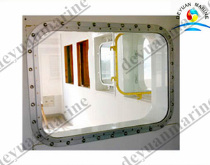 Marine Fixed Aluminum Window