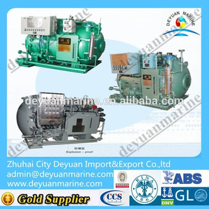 25 Persons Ship Sewage Treatment Plant