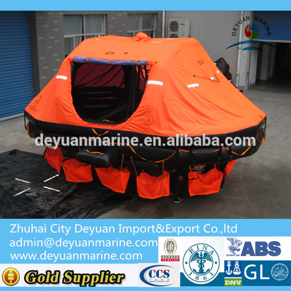25 Davit-launched self-righting Inflatable Life raft for sale