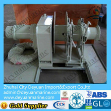 Approved Marine Hydraulic winch