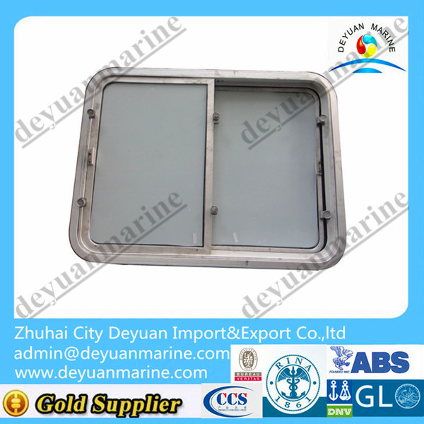 Fireproof rectangular windows with ABS certificate For Sale