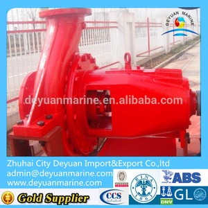 1200M3/h Marine external fire fighting fire pump for sale