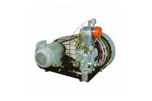 Automatic control unit for marine medium pressure air compressor