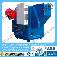 Marine Living Garbage Incinerator with high quality incinerator