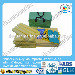 High Efficiency Spill Kit for Chemical