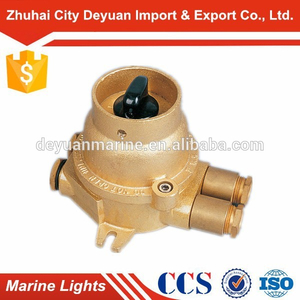 380V/16A Brass Explosion-proof Switch For Sale