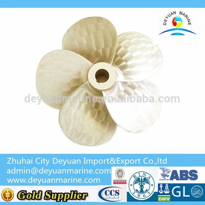 5 Blade Cu1/ Cu3 Marine Propeller For Sale