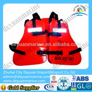 150N Manual Inflatable Life Jacket Made in China