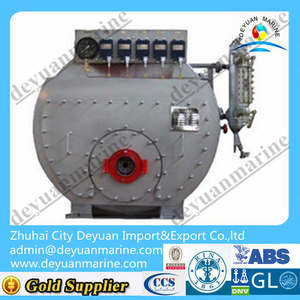 1.25Mpa Cheap Marine Auxiliary Boiler Superheated Vertical Steam Boiler