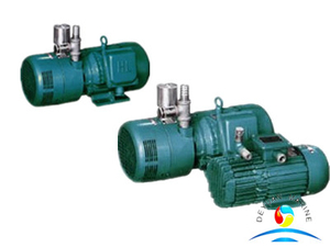 CF series marine crushing pump