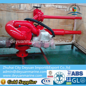 Handle Operation Fire Fighting Monitor SS150FHR/F