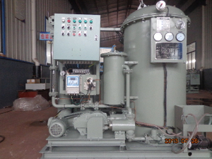 YWC-0.50 Oil Water Separating Processor