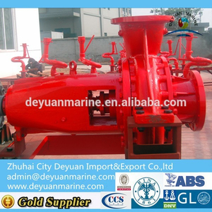 Marine External Fire fighting Pump For FIFI System
