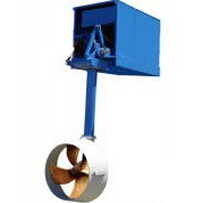 Customized Boat Propeller/Azimuth Thruster with Certificate