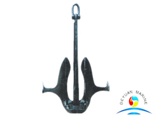 Welding Anchor with ABS, LR, BV,DNV, GL Class Certficiate