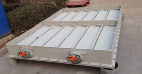 Marine Steel Watertight Louver with Cover