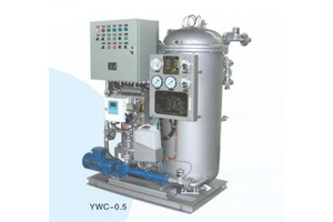 YWC-4.00 Model 15PPM Oil Ballast Water Separator