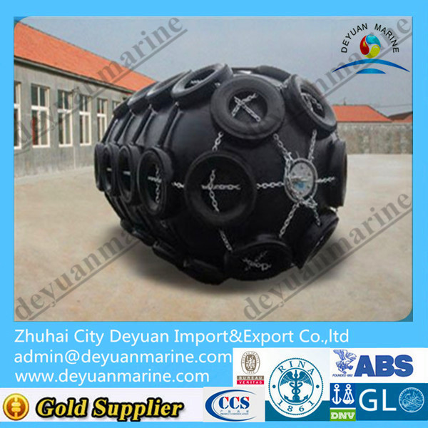 Marine Rubber Airbag for Pleasure Boat Inflatable Buoyancy Airbag