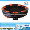 30 Man Open-Reversible Inflatable Life Raft