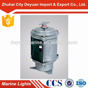 24V/30W Marine Single-deck Navigation Signal Starboard Light CXH1-2C